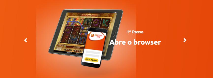 Bacana Play App