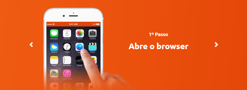 Bacana Play App iOs