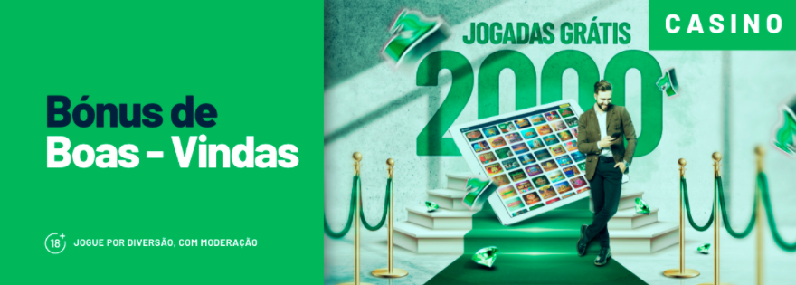 Solverde Online Bónus Casino